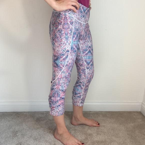 8753f44b94 CALIA by Carrie Underwood Pants - CALIA by Carrie Underwood Mosaic Leggings